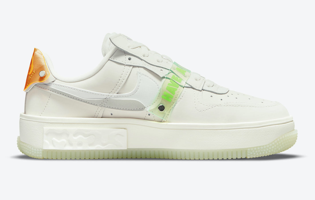 """Nike Adds The Air Force 1 Fontanka To Their """"have A Good Game"""" Pack"""
