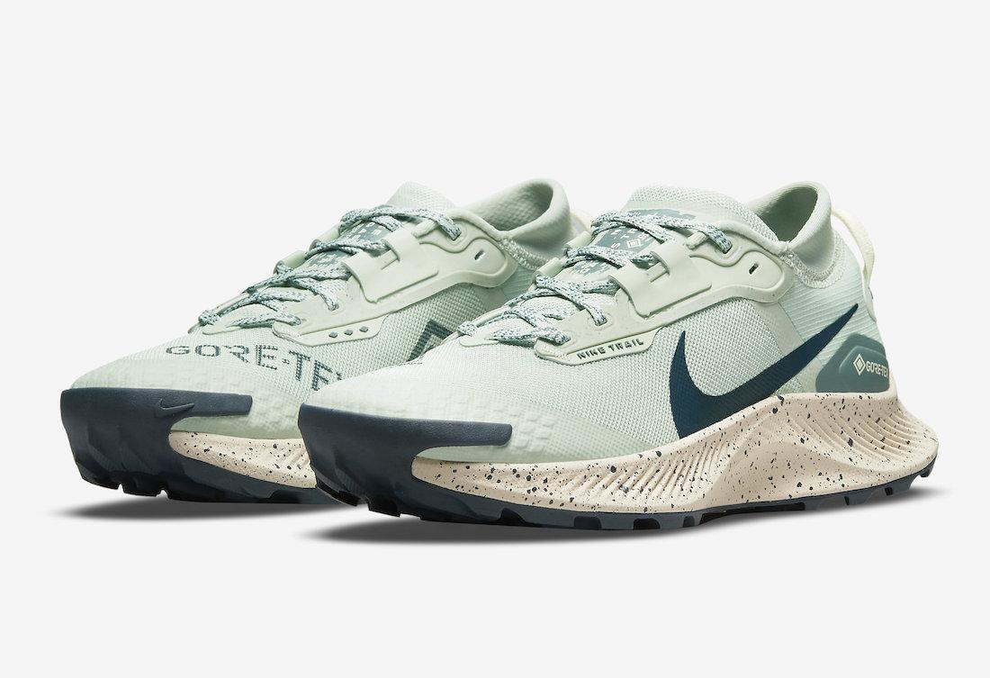 """Nike Pegasus Trail 3 Gore-tex Arrives In """"seafoam"""""""