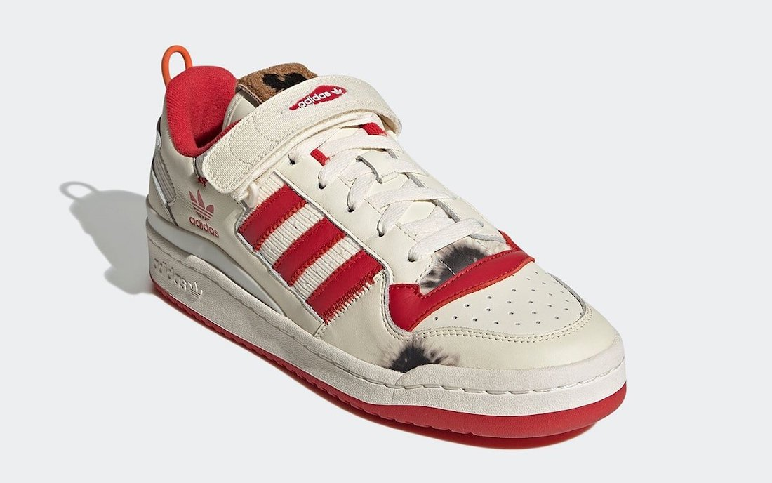 Home Alone X Adidas Forum Low Releasing This Holiday Season